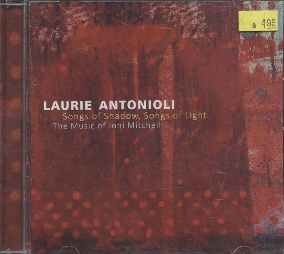 Laurie Antonioli CD