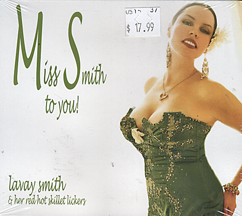 Lavay Smith & Her Red Hot Skillet Lickers CD