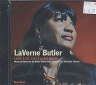 LaVerne Butler CD