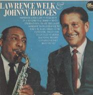 "Lawrence Welk & Johnny Hodges Vinyl 7"" (Used)"
