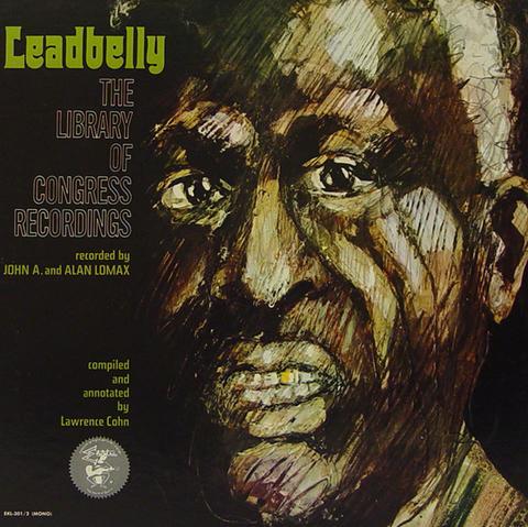 """Leadbelly Vinyl 12"""" (Used)"""