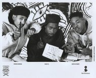 Leaders of the New School Promo Print