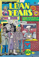 Lean Years Comic Book