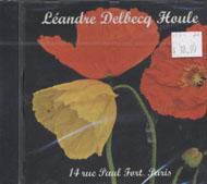 Leandre / Delbecq / Houle CD