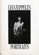 Led Zeppelin Portraits Book