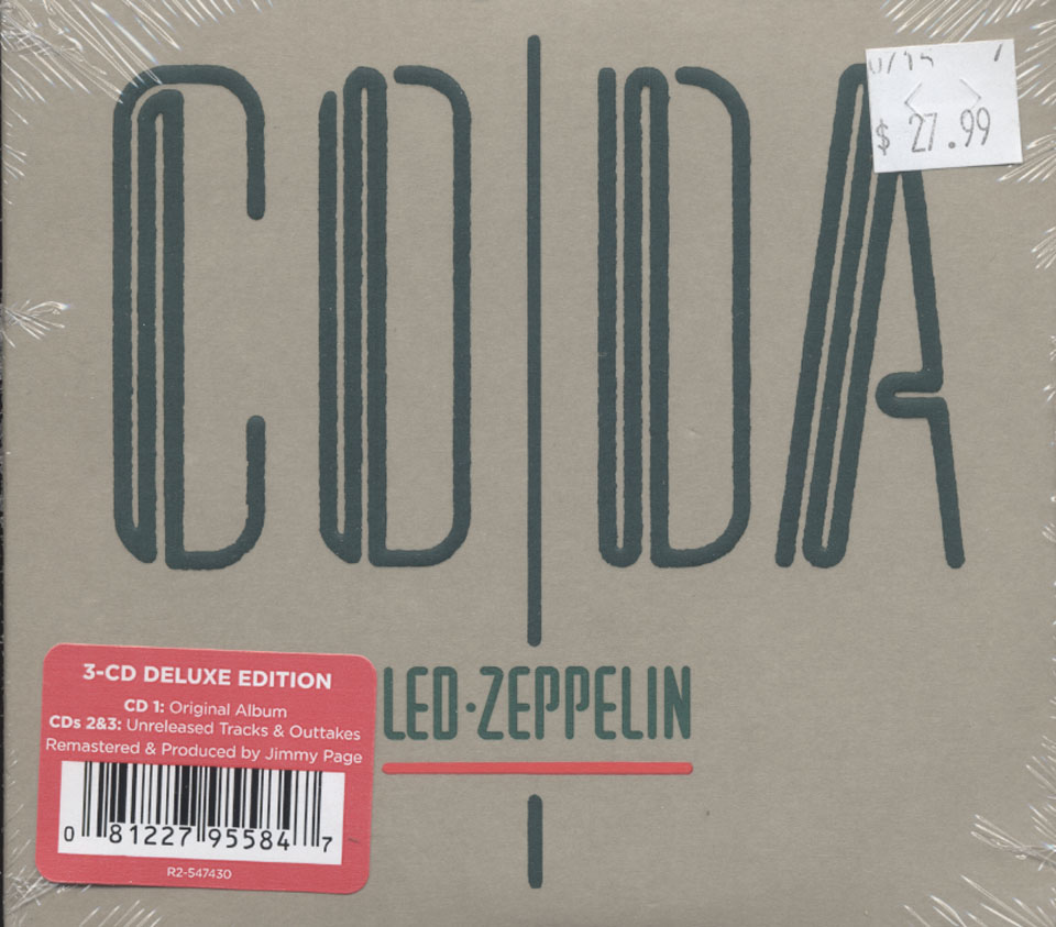 Led Zeppelin CD