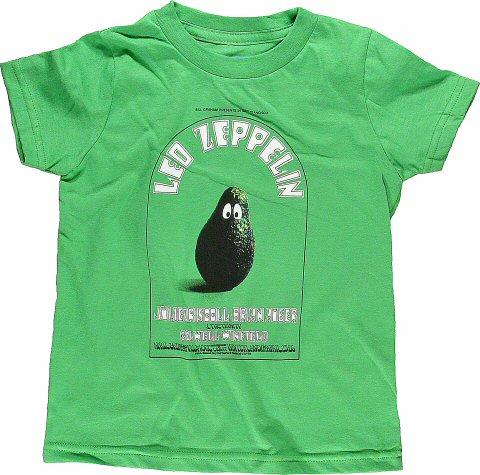 Led Zeppelin Kid's T-Shirt