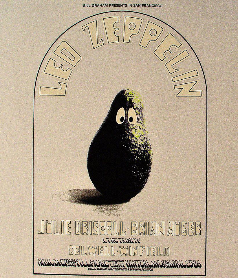 Led Zeppelin Pelon