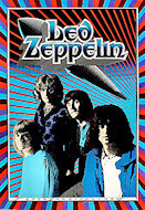 Led Zeppelin Poster