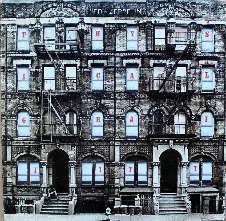 """Led Zeppelin Vinyl 12"""" (Used)"""