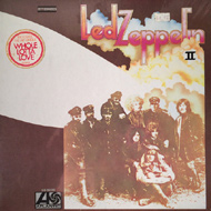 "Led Zeppelin Vinyl 12"" (Used)"