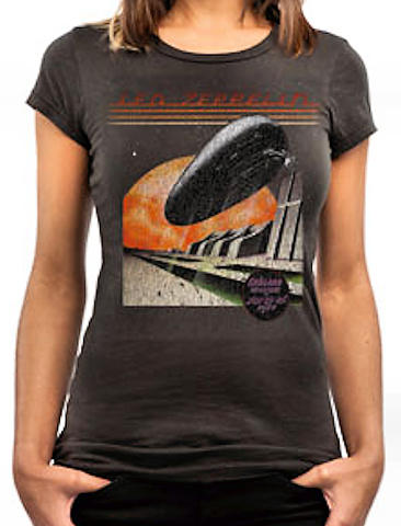 Led Zeppelin Women's T-Shirt