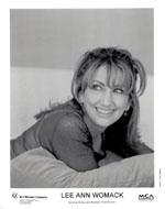 Lee Ann Womack Promo Print