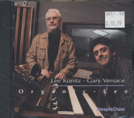Lee Konitz & Gary Versace CD