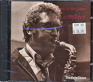 Lee Konitz & Hal Galper CD