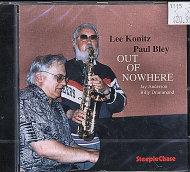 Lee Konitz & Paul Bley CD