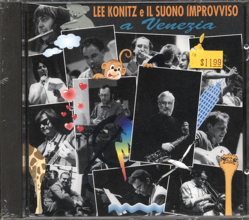 Lee Konitz e Il Sumo Improvviso CD