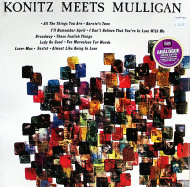 "Lee Konitz / Gerry Mulligan Vinyl 12"" (New)"