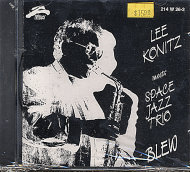 Lee Konitz meets Space Jazz Trio CD
