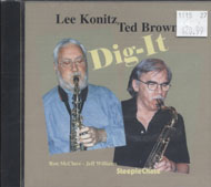 Lee Konitz / Ted Brown CD