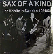 "Lee Konitz Vinyl 12"" (Used)"