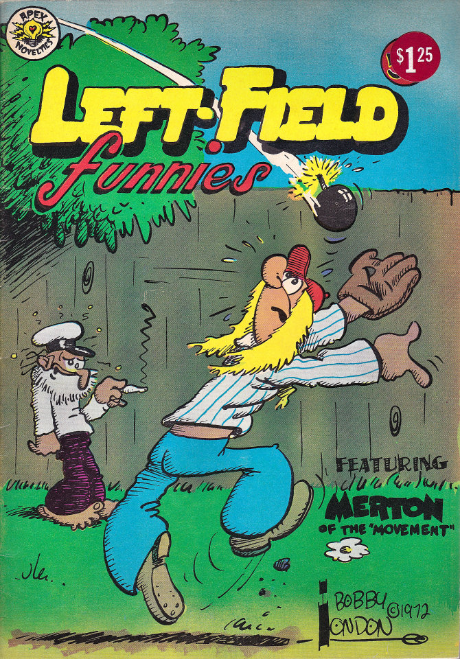 Left-Field Funnies Comic Book