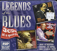 Legend Of The Blues CD