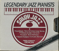 Legendary Jazz Pianists CD