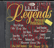 Legends: Memorable Performances CD