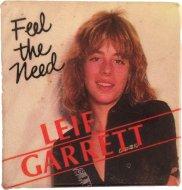 Leif Garrett Pin