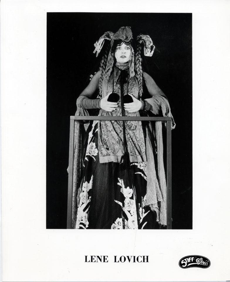 Lene Lovich Promo Print