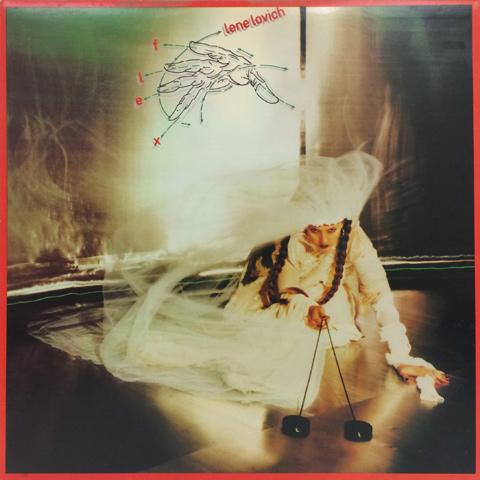 "Lene Lovich Vinyl 12"" (Used)"