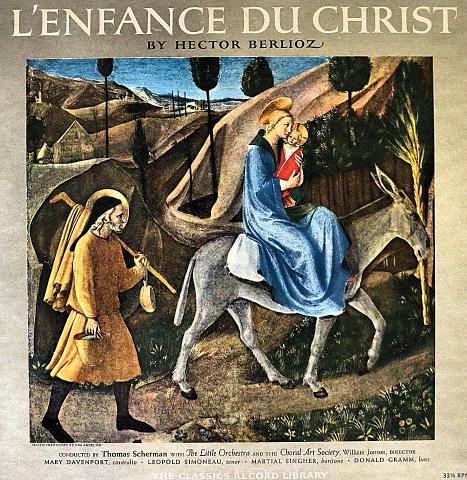 """L'enfance Du Christ Vinyl 12"""" (Used)"""