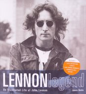 Lennon Legend Book