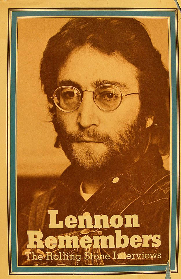 Lennon Remembers The Rolling Stone Interviews
