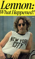 Lennon: What Happened Book
