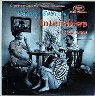 "Lenny Bruce Vinyl 12"" (Used)"