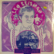 "Leo Reisman Vinyl 12"" (New)"