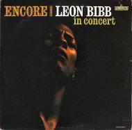 "Leon Bibb Vinyl 12"" (Used)"
