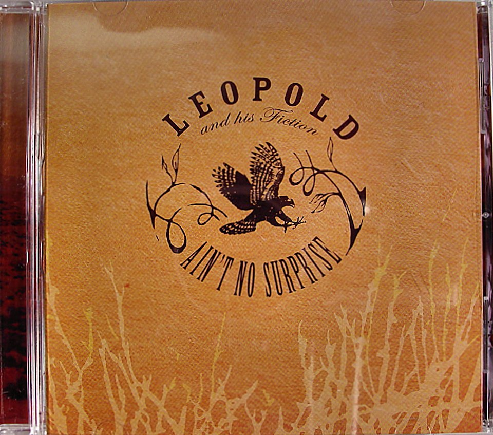 Leopold and His Fiction CD