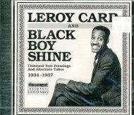 Leroy Carr CD