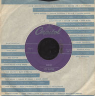 "Les Baxter Vinyl 7"" (Used)"