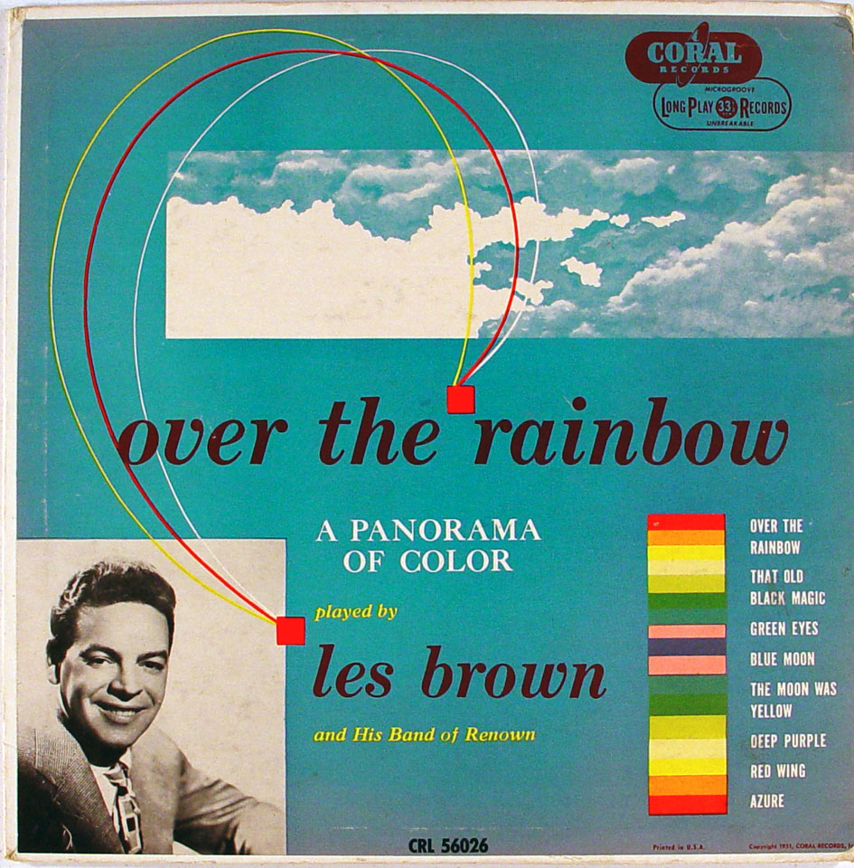 "Les Brown and His Band of Renown Vinyl 10"" (Used)"