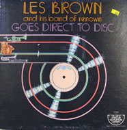 "Les Brown and His Band of Renown Vinyl 12"" (Used)"