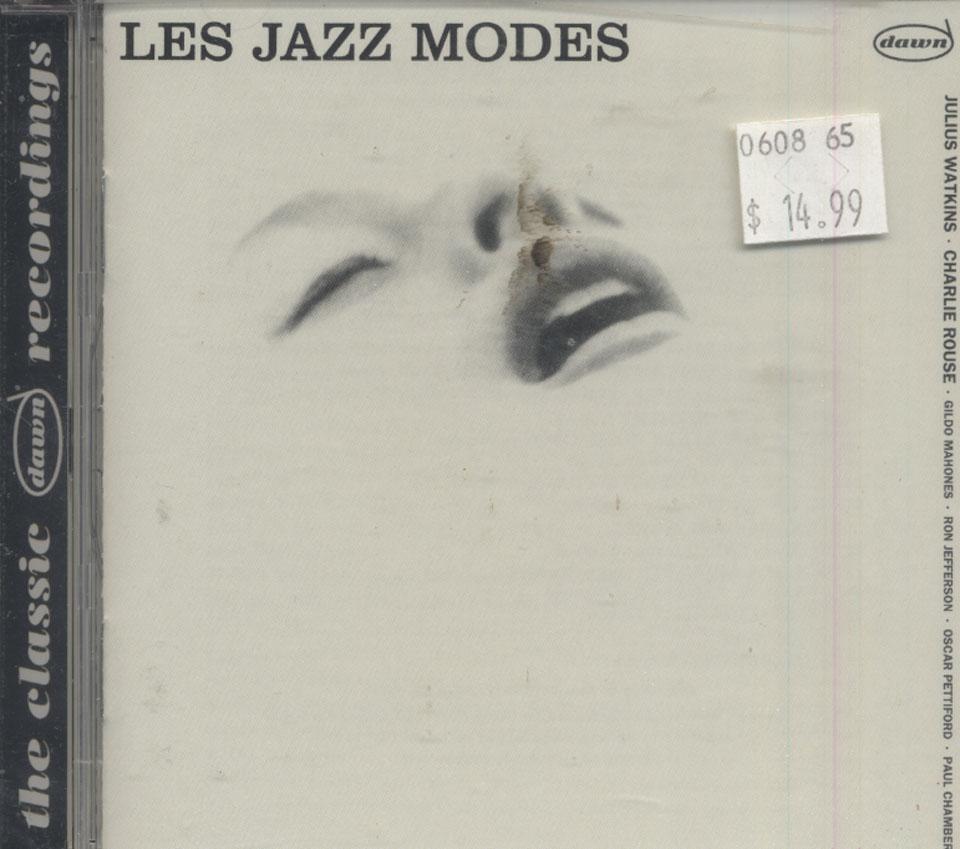 Les Jazz Modes CD