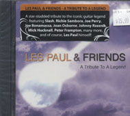 Les Paul & Friends CD