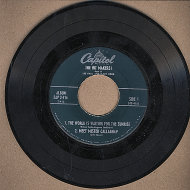 "Les Paul and Mary Ford Vinyl 7"" (Used)"