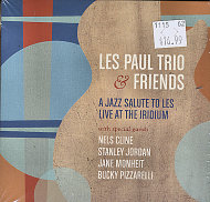 Les Paul Trio & Friends CD