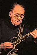 Les Paul Fine Art Print