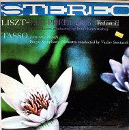 """Les Preludes / Lamento E Trionfo Vinyl 12"""" (Used)"""